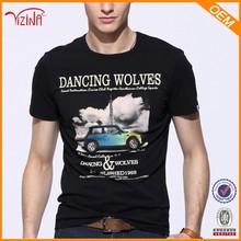 2015 custom t-shirt printing /mens printing t-shirt