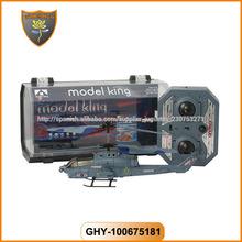Venta caliente de 3.5 canales rc helicóptero de metal serie