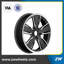 ZW-P454 High quality and lightweight RAYS Japan alloy rims with beautiful design