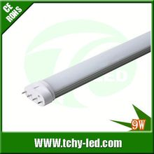 Manufacturer directly sale bright good lighting angel for 8w 2g11 led tube