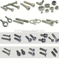 expandable screws m5 titanium din912 screws