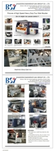 Rip saw, double side planner and four side moulder--BSY company China