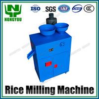 Manufacture Rice Mill Machine Rice Thresher Machine Customizable Mini Rice Milling Machine 2.2kw 6LN-120