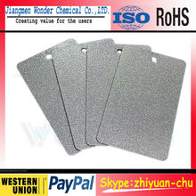 Excellent thermosetting powder coating