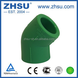 Hyosung Material t shaped/60 degree pipe elbow