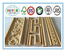 picture frame moulding /baseboard moulding/finger joint mouldings