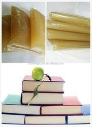 high quality book binding jelly glue/animal safe glue/cake glue