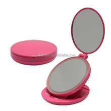 Customized Portable Plastic Framed Cosmetic Mirror Mass Production