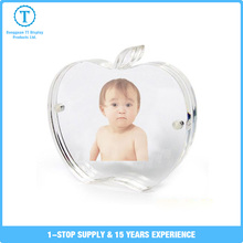 Good after sale service shop use boy and girl photo frame