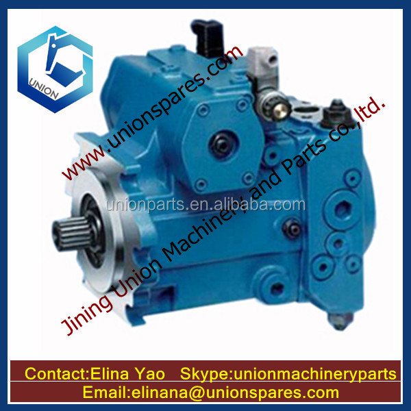 Brueninghaus hydromatik variable displacement rexroth pump for How to size a hydraulic pump and motor