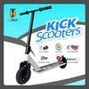 3 wheel adult kick scooter, folding kick scooter, folding adult kick scooter with color option