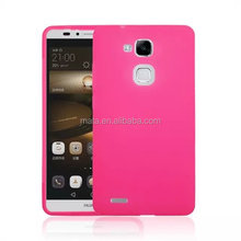 High quality pc tpu case for HUAWEI M7, duplex design case for HUAWEI M7