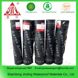 modified asphalt waterproof roofing material