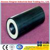 belt carrying idler frame conveyor carrier roller set conveyor rollers with bearing block