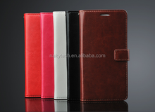 For Xiaomi note PU Leather Case Cell phone case with card holder and photo frame