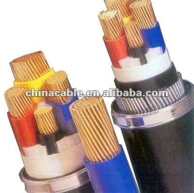 Xlpe cabo de 70 mm 95 mm 120 mm 150 mm 185 mm 240 mm 300 mm