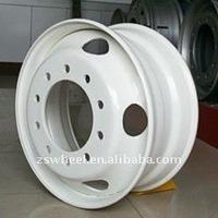 sell truck steel wheel rim 24.5