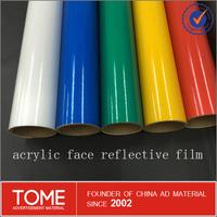 Acrylic self-adhesive vinyl for digital priting/eco-friendly and non-toxic vinyl wallpaper/cutting plotter film
