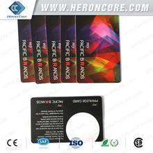 Economic hot sale lf/hf/uhf rfid contactless smart card