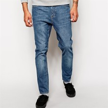 Plus size skinny premium pictures of jeans for men