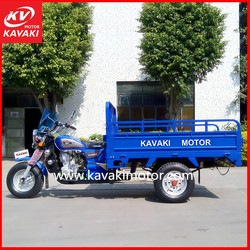 KAVAKI Brand design tricycles blue cargo tricycle/Three wheel motorcycle in Africa
