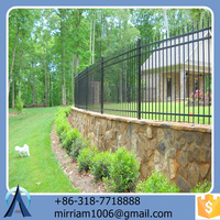 hot dip galvanized powder coated steel fence post prices