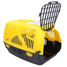 Hot Sale Plastic Dog Carriers airline cart Bulk Carrier for Sale