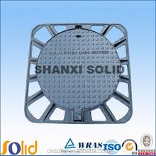 cast iron manhole cover with frames