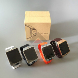 Wholesale MTK6260 Android Bluetooth Smart Watch Mobile Phone 2015
