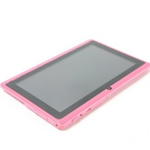 High quality download for free 7 Inch 512MB/4GB Android 4.4 tablet pc