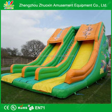 Great Looking Commercial cheap giant Inflatable Slide