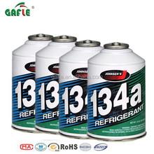99.9% r134a pureté de gaz réfrigérant