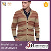 Heavy knitting style cardigan sweater men coat clothing imported from china