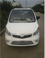60v1800w 4 person electric car made in china