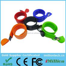 Promotion bracelet usb flash drives, bracelet usb memory stick, bracelet usb key