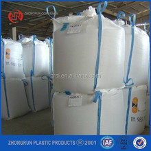 high quality PVC net clamping cloth Leak-Proof FIBC Ton bag,jumbo bag, alibaba china sand bag ZR02