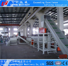 PE,PP Plastic Film Recycling Washing Machines Prices