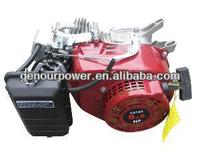 5.5hp 168F gx160 gasoline engine for generator use high crankcase cover