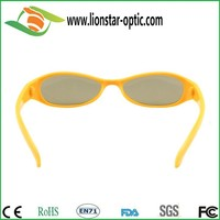 Promotional gift circular polarized LG 3d glasses