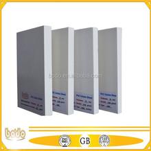 waterproof PVC foam sheet / board and Fire Resistance PVC foam board