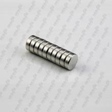 For furniture Neodymium Magnet D10 x 1.5mm