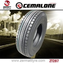 Cheapest new arrival cheap piece truck tyre 295/80r22.5