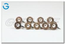 High quality copper alloy spiral bourdon tube