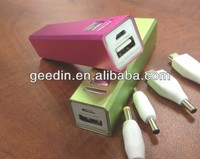 cellphone portable power bank 2600mAh for your business or trip