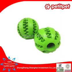 squeaky ball rubber dog toys,Wholesale small rubber balls dog health toys
