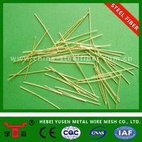 Micro Steel Fiber/HIGH ULTA tensile strength steel fiber/copper coated steel fiber