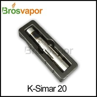 K-Simar 20 Gravity Mod With VTC Battery 3200mAh 7-20W OLED Screen Authentic Kanger