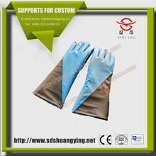 New design Custom made x-ray radiation protection gloves