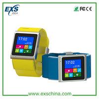 2015 new 3g windows mobile watch phone