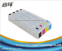 Zhuhai lifei refillable ink cartridge for HP 980 with chips for HP Officejet Enterprise X555dn / X585dn